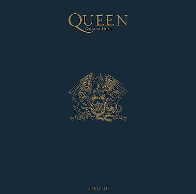 Queen Greatest Hits Volume II Vinyl LP New 2016 (UK)