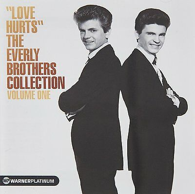 The Everly Brothers Love Hurts-Collection Volume 1 CD NEW SEALED Cathy's Clown+