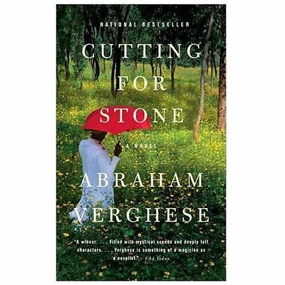 Cutting for Stone (Vintage), Abraham Verghese,0375714367, Book, Acceptable