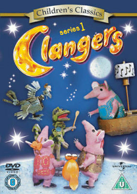 Clangers: The Complete First Series DVD (2005) NEW