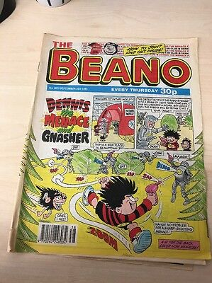 The Beano Magazine / Comic - No. 2671 - September 25th 1993