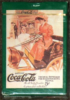 Coca-Cola Deck Of Playing Cards ~ Brand New ~ Sealed