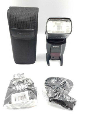 PRE-OWNED Canon Speedlite 580EX II Flash for Canon EOS Digital SLR Cameras