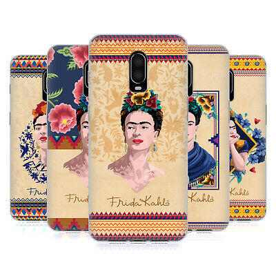 Official Frida Kahlo Portrait Gel Case For Amazon Asus Oneplus