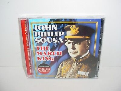 The March King: John Phillip Sousa Conducts His Own Marches John Philip Sousa