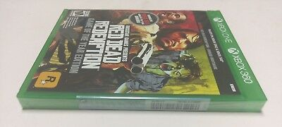 Red Dead Redemption - Game of the Year Edition (Microsoft XBOX ONE XBOX 360) NEW