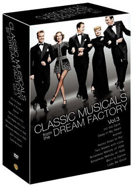Classic Musicals from the Dream Factory - Vol 3 Rare & Out of Print OOP New!