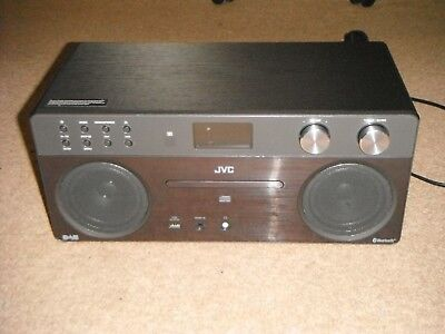 Jvc  Wireless Micro Dab/cd Hifi  System