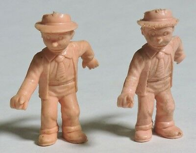 ESA1843. Lot of 2: Blondie's ALEXANDER Plastic Figures from Marx (1950's)
