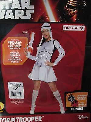 Star Wars Rubies Halloween Costume Womens Adult S Small New Stormtrooper Cosplay