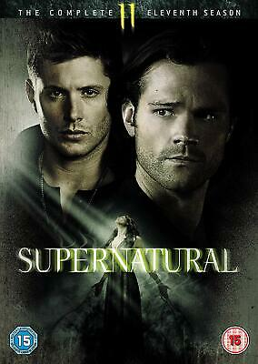 Supernatural: Season 11 DVD