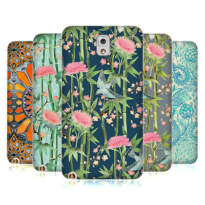 Official Micklyn Le Feuvre Patterns 3 Gel Case For Samsung Phones 2