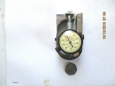 W.c. Dillon 100Lb C.a.p. Compression Model Force Gauge