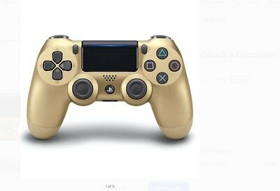 Sony ps4 Dualshock controller New Gamepad Controller for PS4 - Gold