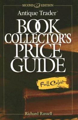 Antique Trader Book Collector's Price Guide, Russell, Richard,0896892913, Book,