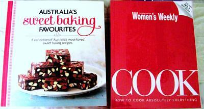 Women's Weekly How To Cook Absolutely Everything + Australia's Baking Favourites