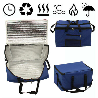 26L Cooler Cool Bag Box Picnic Camping Food Drink Festival Shopping Ice