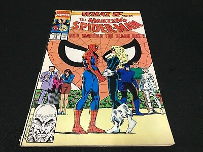 Marvel Comics What If... The Amazing Spider-man 21 #S