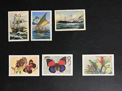 Trading Card Lot Of 2 Australian Licorice Giant Brand Cards X 6