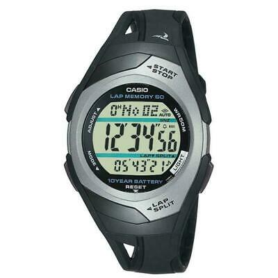 Casio PHYS Sports 60 lap Memory Watch STR-300C-1VER