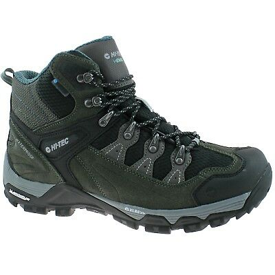 70a162d752f MENS HI-TEC ALTITUDE Lite I Wp Waterproof Walking Hiking Boots Gull ...