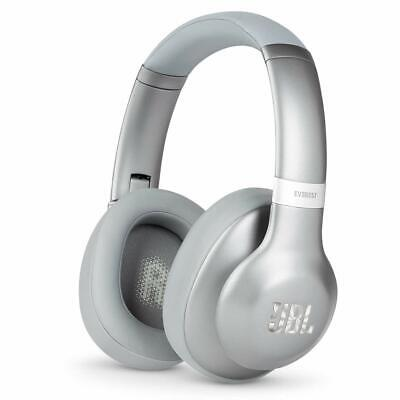 JBL Everest 710GA Wireless Headphones with Voice Activation & Microphone Silver
