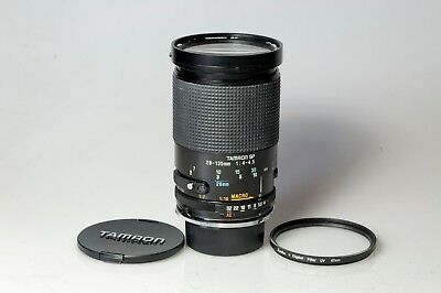 Tamron SP 28-135 mm BBAR MC Macro 28-135mmm 1:4-4, 5  bague Adaptall 2 Nikon F
