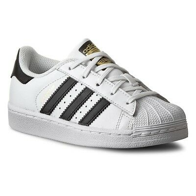 best loved fc8ed 0c131 Adidas Scarpe Bambino Sport Superstar C (Ba8378-Bi)
