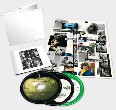 NEW - The Beatles (The White Album) [3 CD] by The Beatles