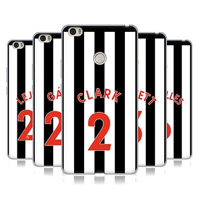 Newcastle United Fc Nufc 2017/18 Players Home Kit 1 Gel Case For Xiaomi Phones 2