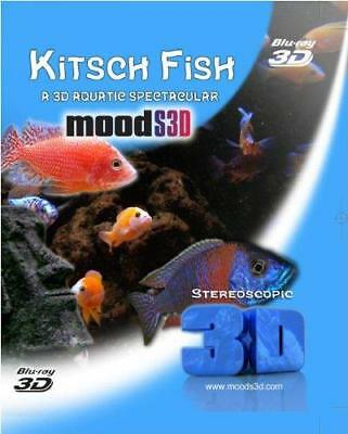 Kitsch Poisson A 3D Aquatic Spectaculaire Neuf (3D Blu-Ray)