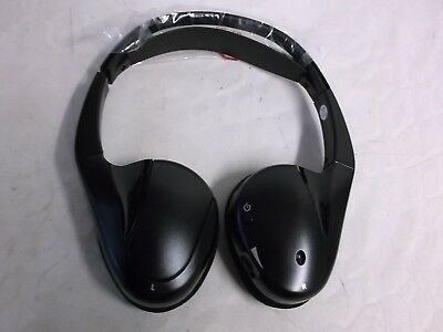 Oem Gm 2 Channel Ir Fold Rear Dvd Video Headset (Single)