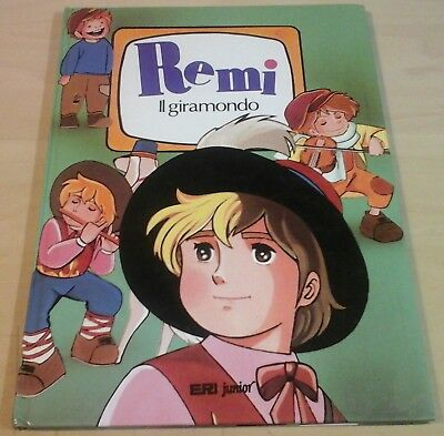 REMI le sue avventure 1 IL GIRAMONDO dalla serie TV Eri Junior 1979 REMI' REMÍ