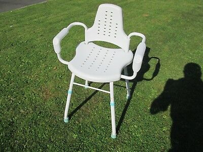 NTB Disabled Elderly Perching Chair / Poss Shower chair Used