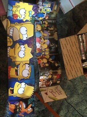 Dvd Collection Including Simpsons