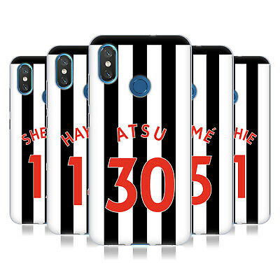 Newcastle United Fc Nufc 2017/18 Players Home Kit 2 Gel Case For Xiaomi Phones