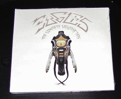 Eagles the Complete Greatest Hits Double CD Schneller Shipping New Ovp