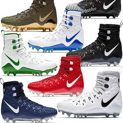 f25b56a06 New Nike Force Savage Elite TD Mens High Top Football Cleats Offensive  Lineman