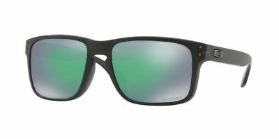 61fb68d8f8 Oakley OO9244 HOLBROOK (A) Asian Fit 924429 Matte Black Ink Sunglasses