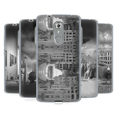 Official Thomas Barbey Landmarks Gel Case For Zte Phones