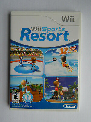 Wii Sports Resort Game Complete! Nintendo Wii