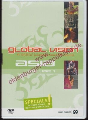 Global Vision A chillin´journey round the world - Asia Vol. 1  -