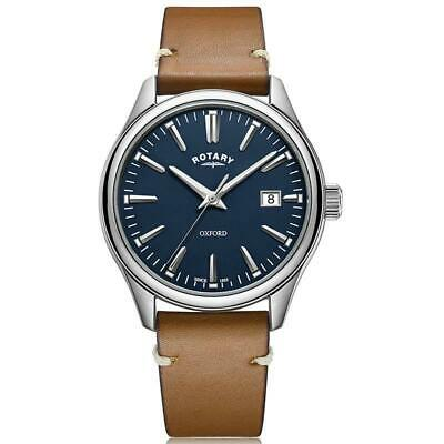 Rotary Oxford Brown Mens Watch GS05092/05