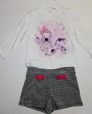 Completo con short Guess baby A83G01K5KH0-WCLY