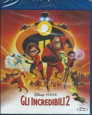 Gli incredibili 2 (2018) Blu Ray