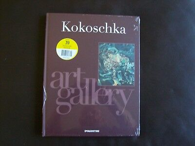 DeAgostini Art Gallery Artists Book Collection # 39 Kokoschka & Poussin