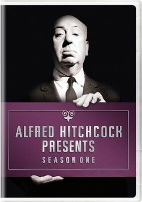 ALFRED HITCHCOCK PRESENTS TV SERIES COMPLETE SEASON ONE 1 New Sealed 6 DVD Set
