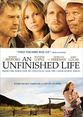 AN UNFINISHED LIFE Sealed New DVD Robert Redford