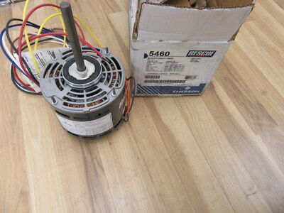Emerson 5460 Rescue Motor Replaces S89-093