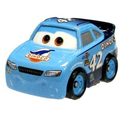 Disney Cars Die Cast Mini Racers Cal Weathers Car [Loose]